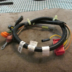Nos 1977 1978 Ford Ltd Ii Ranchero Thunderbird 351w Alternator Wiring Harness