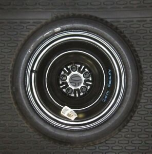 2007 2019 Toyota Camry Spare Tire Goodyear Good Year T155 70d17 Oem