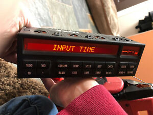 Bmw E36 18 Button Obc On Board Computer Refurbished Tested Working 100