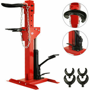 Auto Coil Spring Compressor 6600lbs 19 5 32 3 Suspension Hydraulic System
