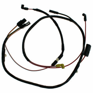 1972 Ford Mustang Mercury Cougar 351c Engine Gauge Feed Wiring Harness New