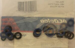 Seal Kit Fuel Rail O ring Genuine Gm 12458114 Fits Cadillac Models In Stock Part