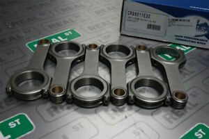 Eagle 4340 H Beam Connecting Rods Ford 3 5l Ecoboost Crs6011e3d