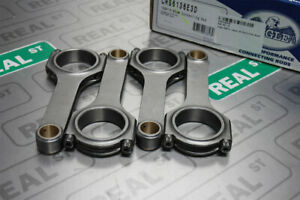 Eagle 4340 H Beam Connecting Rods Set Ford Focus St 2 0l Ecoboost Crs6136e3d