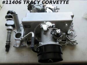 1960 1961 Corvette Rebuilt Fuel Injection Sn 1995 7017320 Distributor 1110914