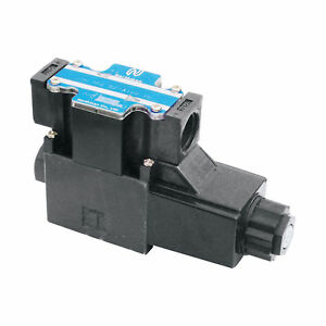Hydraulic Directional Control Valve 16 8 Gpm 4500 Psi