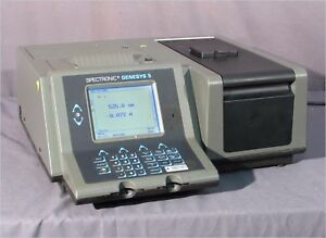 Good Spectronic Genesys 5 Uv vis Spectrophotometer