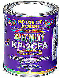 Kwikkure Epoxy Primer Surfacer Chromate Free Version Part A 1 Gallon
