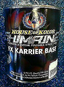Trans Nebulae Shimrin2 2nd Gen Fx Karrier Basecoat 1 Gallon House Of Kolor