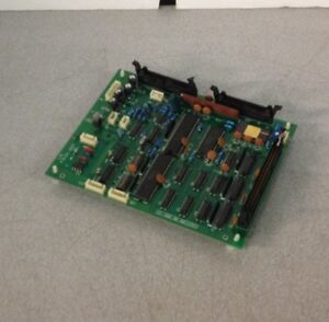 Hitachi 251 0207 I o Circuit Board For Hitachi F 2000 Spectrophotometer