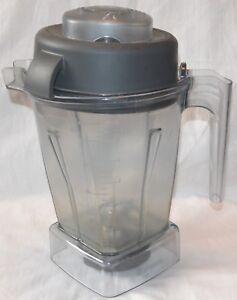 Vitamix 48oz Container Jar With Lid Blade Stm102r As Is Please Read