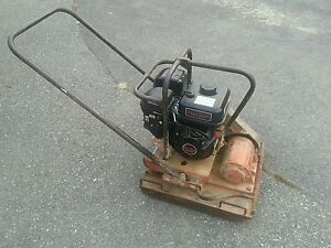 Good Used Mikasa Vibrating Plate Compactor Model Mvc 90l