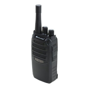 Midland Biztalk Br200 16 Ch 2 Way Handheld Walkie Talkie Business Band Radio