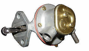 New Ford Flathead V8 Fuel Pump W Primer Hot Rat Rod 1932 1948 Scta Vtg Style