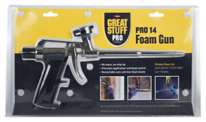 Great Stuff Pro 14 Aluminum Expanding Foam Gun