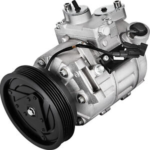 Ac Compressor For 2007 2008 2009 2010 2011 2012 2013 Volvo S60 S80 V70 Xc60 Xc70