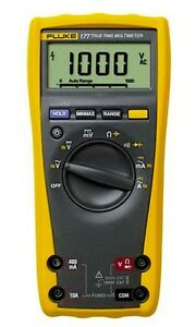 Fluke 177 True Rms Digital Multimeter Brand New In Box Usa