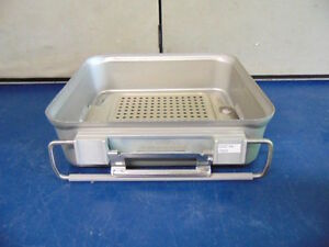 Genesis Sterilization Tray Good Condition 10 X 12 X 8 R350x