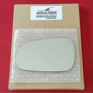 Mirror Glass For Integra Tl Honda Prelude Driver Side Replacement
