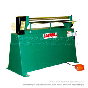 National Power Roll Forming Machine Nr4816