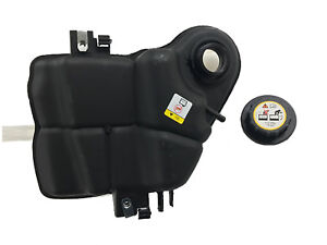 Ford 6 0l Radiator Coolant Tank Overflow Reservoir Degas Bottle With Cap