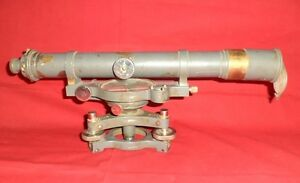 Vintage Brass Old Collectible B l Dhiman Co surveying Equipment