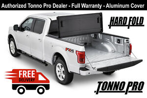 Tonno Pro Hard Tri Fold Tonneau Cover Hf 552 For 07 13 Tundra 6 5ft Bed Truck