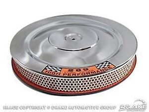 1964 1971 Shelby Mustang Bronco Concourse Hi Po Air Cleaner 289 Scott Drake