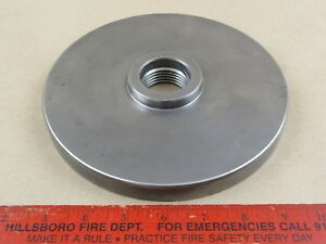 Excellent Original South Bend 9 10k Metal Lathe 7 1 2 Chuck Back Plate 1 1 2 X 8