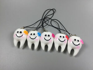 Dental Culture Resin Teeth Tooth Model Oral Face Dentist Patient Gift 100 Pcs