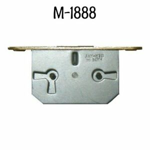 Full Mortise Door Or Drawer Lock With Key