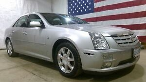 05 11 Cadillac Sts Air Cleaner Assembly Complete 3 6l