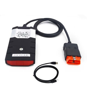 Auto Obd2 Diagnostic Tools Tcs Cdp Pro Plus Kits Key For Autocom Car Truck New