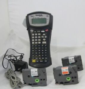 Brother P touch Label Maker W Tz Tape 64 2a
