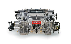 Edelbrock 1812 Thunder Series Carburetor 800 Cfm With Manual Choke