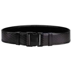 Safariland Bi22125 Duty Belt Basket Weave Black Finish Medium 34 40