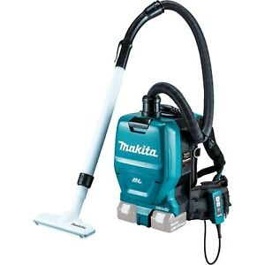 Makita Xcv05z 18v X2 Lxt Lithium ion Brushless Cordless 1 2 Gallon Hepa Filter