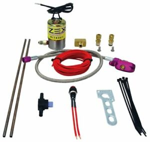 Comp Cams 82175 Nitrous Purge Kit zex Dual Outlet