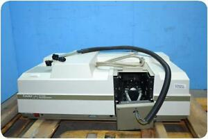 Cary4 Uv visible Recording Spectrophotometer 104759