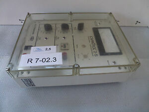 Eurotherm Capatrol 2 s Four Electrodes Conductivity Meter