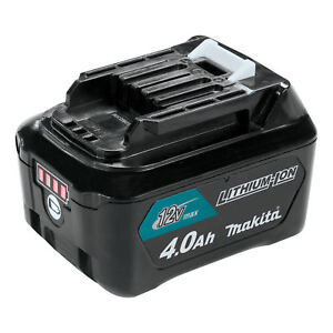 Makita Bl1041b 12 Volt Max Cxt 4 0 Ah Compact Lithium Ion Power Tool Battery