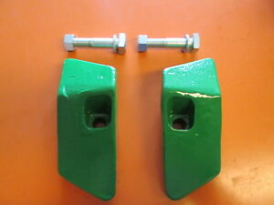 Draft Link Transport Locks For John Deere 520 730 Tractor