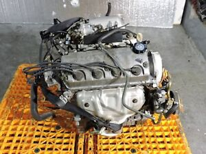 92 00 Honda Del Sol 1 6l Zc Sohc Non vtec Jdm Engine W Free Shipping To Business