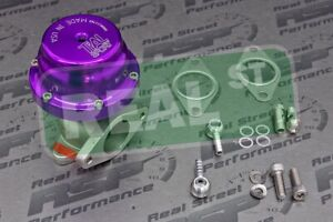 Purple Tial 38mm 11 6psi Wastegate Real Authentic F38 Real With Fittings