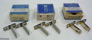 3 Box Lot Of Ge Control Relay Heaters For Manual Magnetic Starters