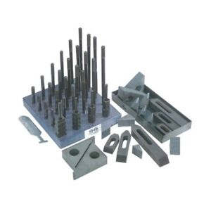 20212 50 Piece Deluxe Clamping Set Model 20212 Style Heavy Duty Number