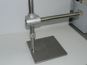 Microscope Heavy Weight Base Boom Stand