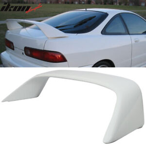 Fits 94 01 Integra Dc2 Type R Painted nh538 Frost White Trunk Spoiler