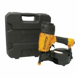 Bostitch 15 Degree 2 1 2 Coil Siding Nailer N66c 1 Reconditioned