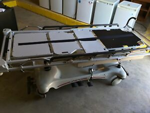 Stryker 1210 Stretcher Medical Healthcare Hospital Bed Gurney Trauma